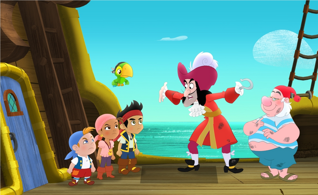 File:Jake& crew with Hook &Smee-Bucky Makes a Splash.png