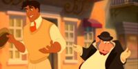 Lawrence (The Princess and the Frog)/Gallery