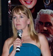Renee O'Connor Xena Con 2007