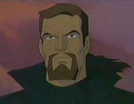 Xanatos Close Up