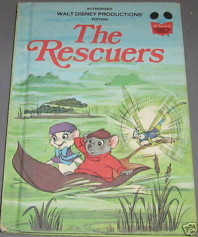 File:Disney's Classics The Rescuers cover.JPG
