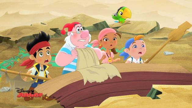 File:Jake&crew with Smee-Izzy's Trident Treasure.jpg