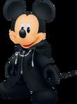 King Mickey (Black Coat) KHII