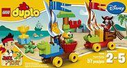 LEGO-DUPLO-Jake-Beach-Racing-10539-Building-Toy-0-0