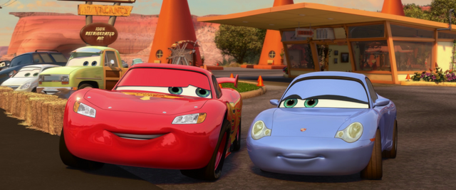 File:Cars 2 - Lightning and Sally.png