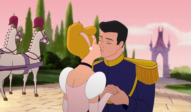 File:Cinderella & Prince Charming - Dreams Come True (5).jpg