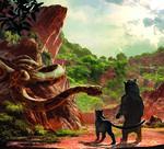 Jungle Book - Concept Art 3