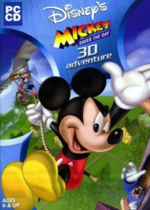 mickey saves the day 3d adventure disney wiki fandom. Black Bedroom Furniture Sets. Home Design Ideas
