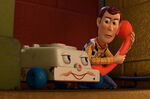 Woody and Phone TS3