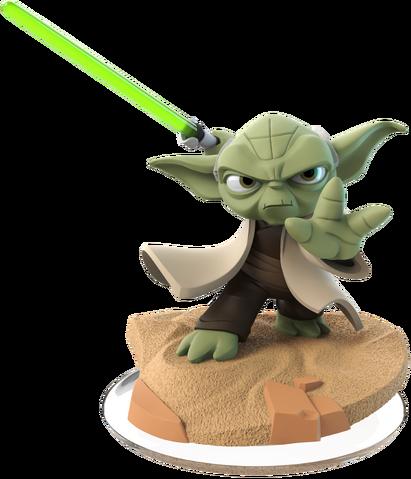File:Disney INFINITY Yoda figure.png