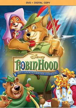 Robinhood-dvd