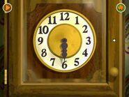 Search for the Secret Keys Clock