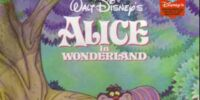 Alice in Wonderland (Disney's Wonderful World of Reading)