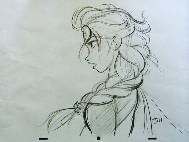 File:Elsa Art by Jin kim.jpg