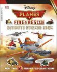Planes Fire & Rescue Sticker Book