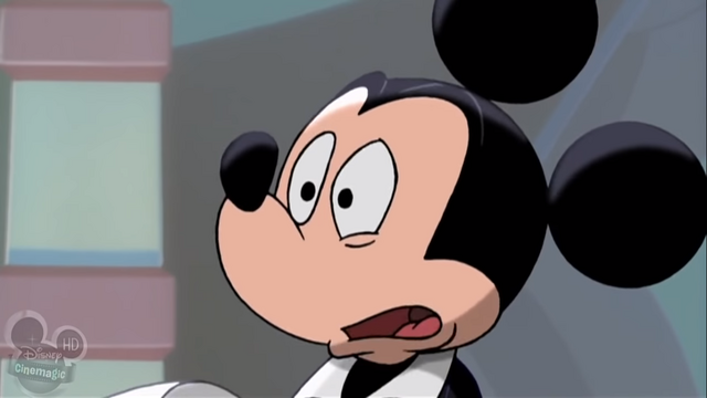 File:The Three Caballeros - Mickey surprised.png