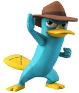 Disney INFINITY - Perry the Platypus