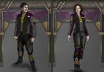 GOTG Member Crews Concept Art