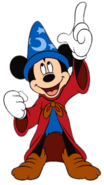 Sorcerer Mickey Mouse 2