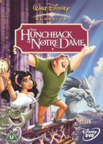 The Hunchback of Notre Dame 2002 UK DVD