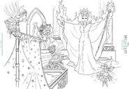 Maleficent Colour ins 2