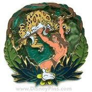 Tarzanfightingsaborpin