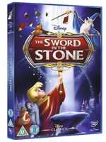 The Sword in the Stone UK DVD 2014
