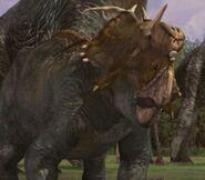 Dinosaurpachyrhinosaurus