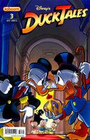DuckTales (Boom! Studios) Issue 3B