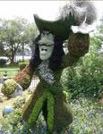Hook Gartenkunst