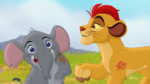 Kion and Mtoto