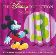 The Disney Collection Volume 3 2006 Cover