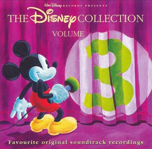 File:The Disney Collection Volume 3 2006 Cover.jpg