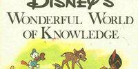 Disney's Wonderful World of Knowledge Year Book 1993