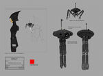 ID9 Seeker Droid Concept