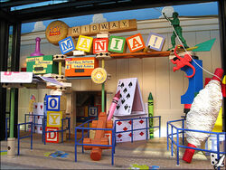 Toy Story Midway Mania Midway Mania