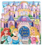 Disney Princess Once Upon a Castle Book