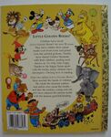 Little golden book back cover 2