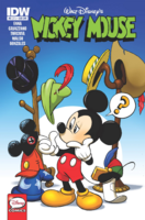 Mickey Mouse issue 311 subscription variant