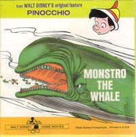 Monstro the whale