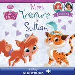 Meet Treasure and Sultan Book