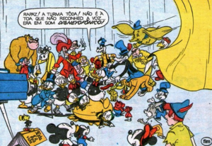 TIYLDD comic cameos