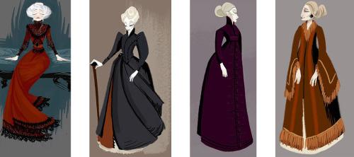 File:Alternate Mother Gothel Concepts.jpg