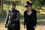Once Upon a Time - 5x09 - The Bear King - Released Image - Arthur and Zelena