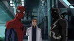 Spider-Man Doctor Conners Agent Venom USMWW