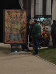 The muppets again filming 10