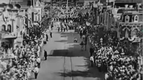 1955 Disneyland Opening Day Complete ABC Broadcast