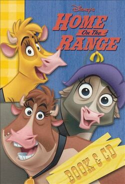 Home on the Range Disney Read Along