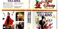Disney's Greatest Villains