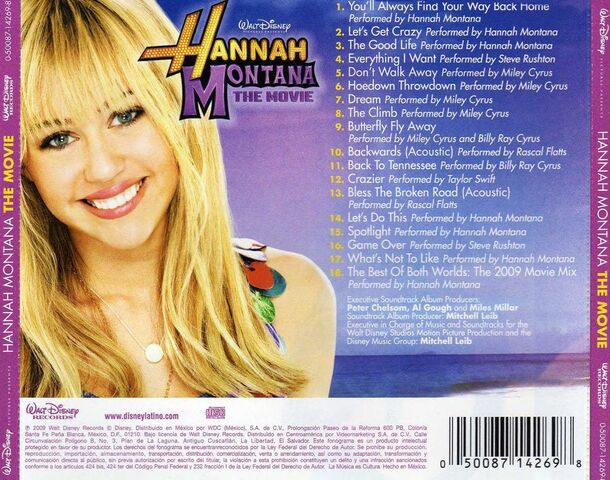 File:Hannah Montana The Movie CD Back Cover.jpg